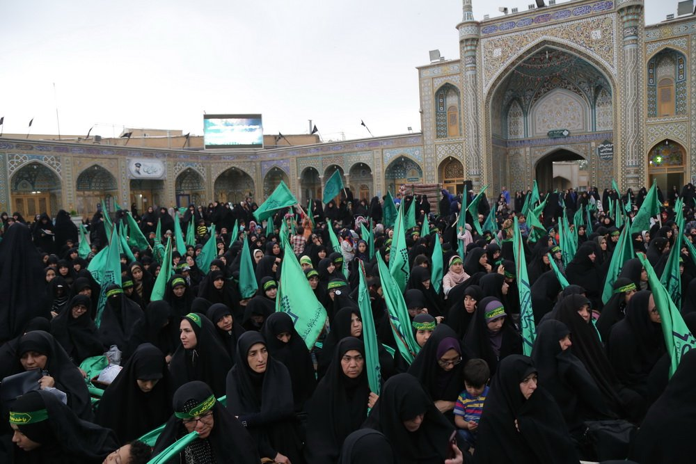 The first community of the followers of Umm al-Momineen Hazrat Khadijah (S.A)